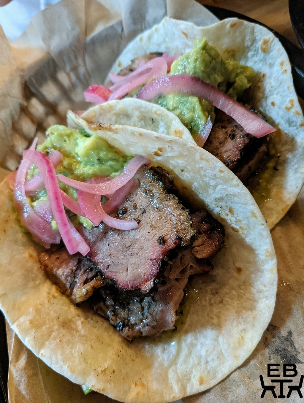 south austin brisket taco