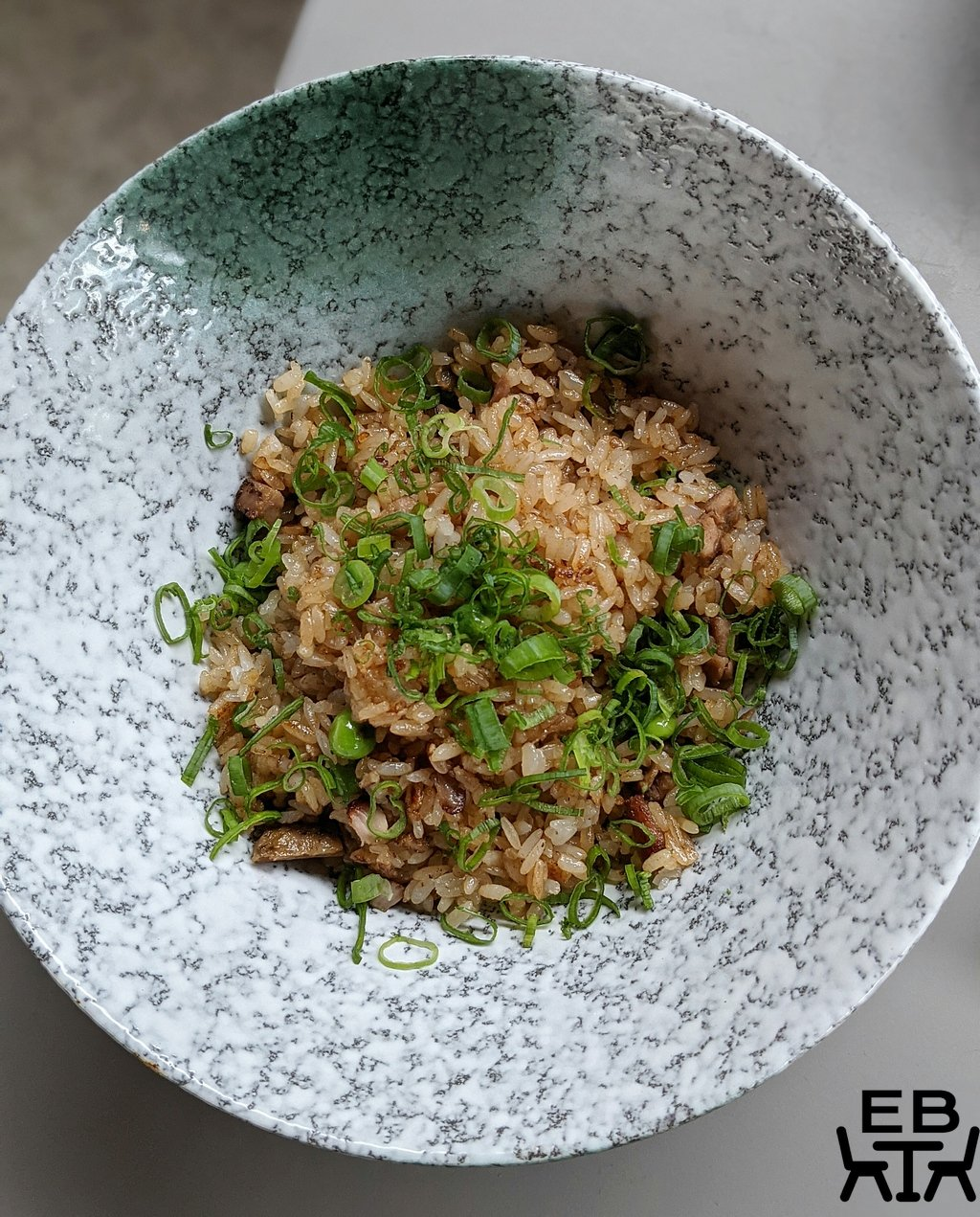 baos pop bistro fried rice.