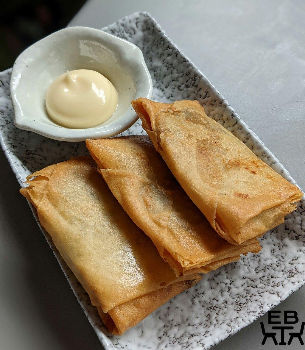 baos pop bistro spring rolls