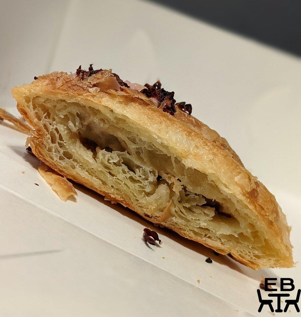 darvella patisserie earl grey croissant