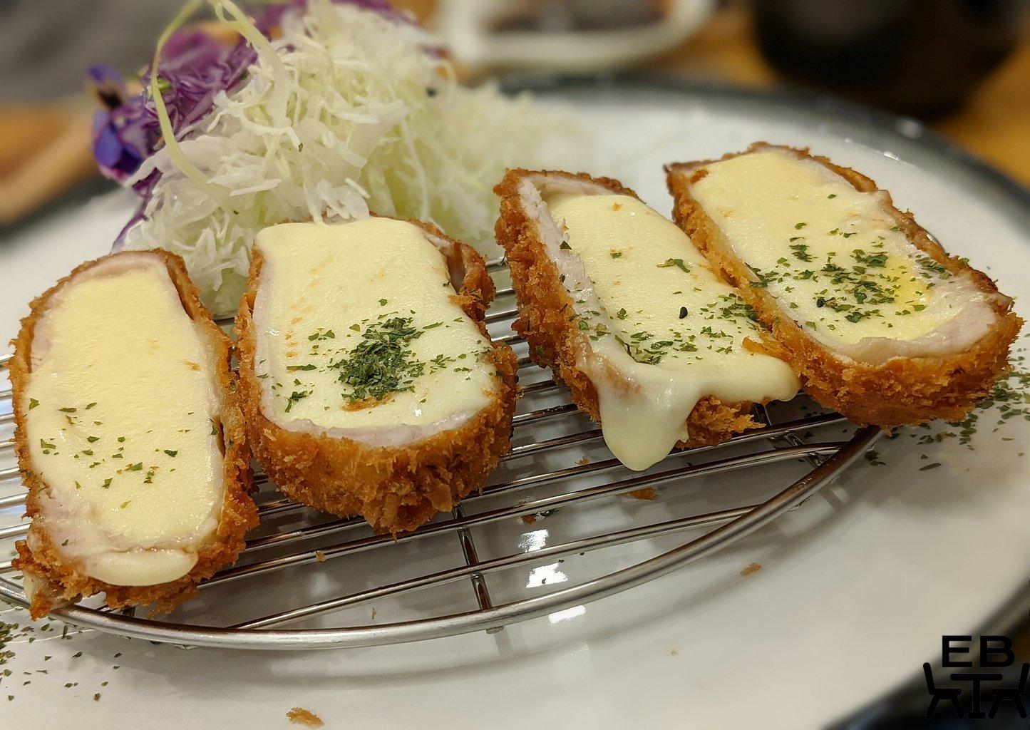 katsuco cheese katsu