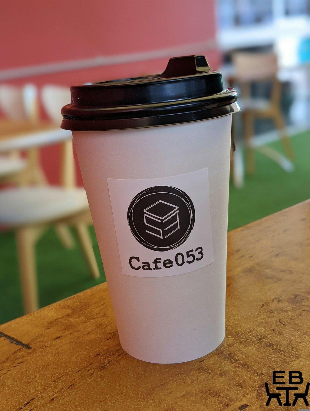 cafe 053 flat white