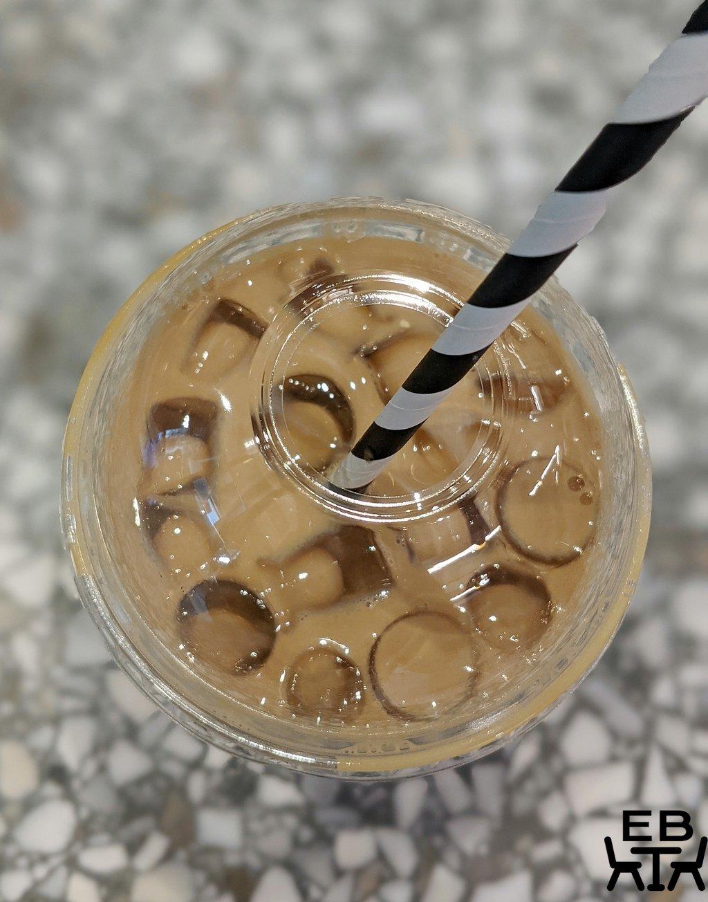 maillard project iced latte