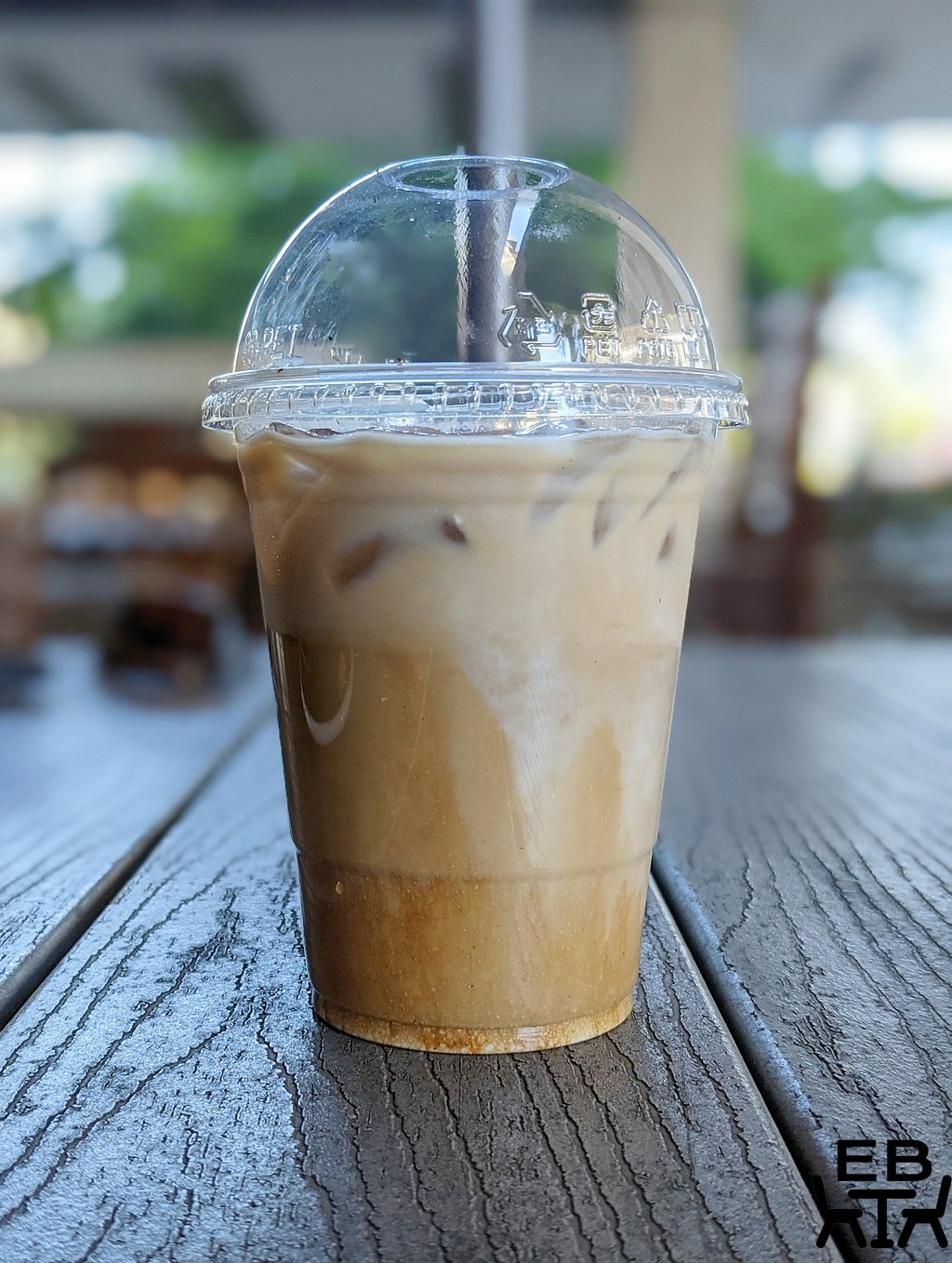 musk cafe and bar iced latte