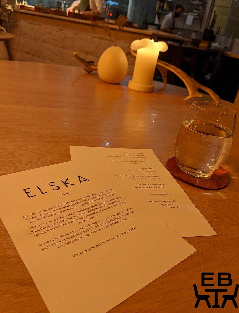 elska menu